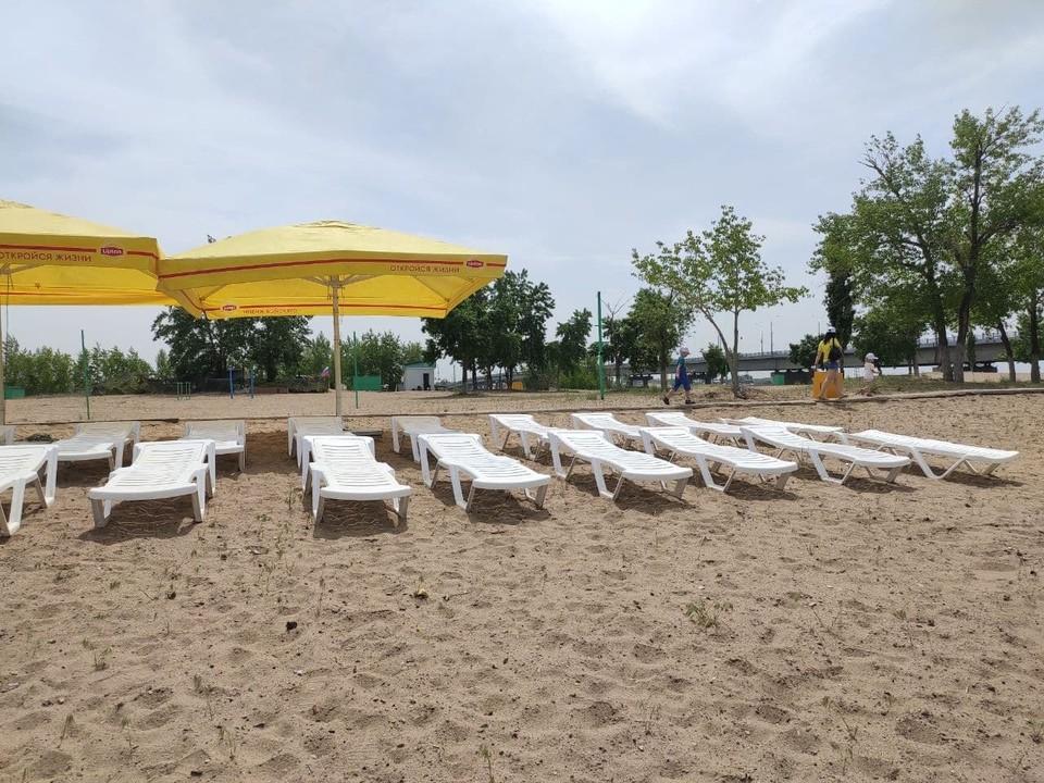 В Саратове ни один пляж не подал заявку в Роспотребнадзор на обязательное исследование песка и воды