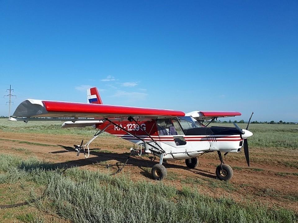 Поля будут обрабатывать самолеты и установки ГАРД. Фото: АВО