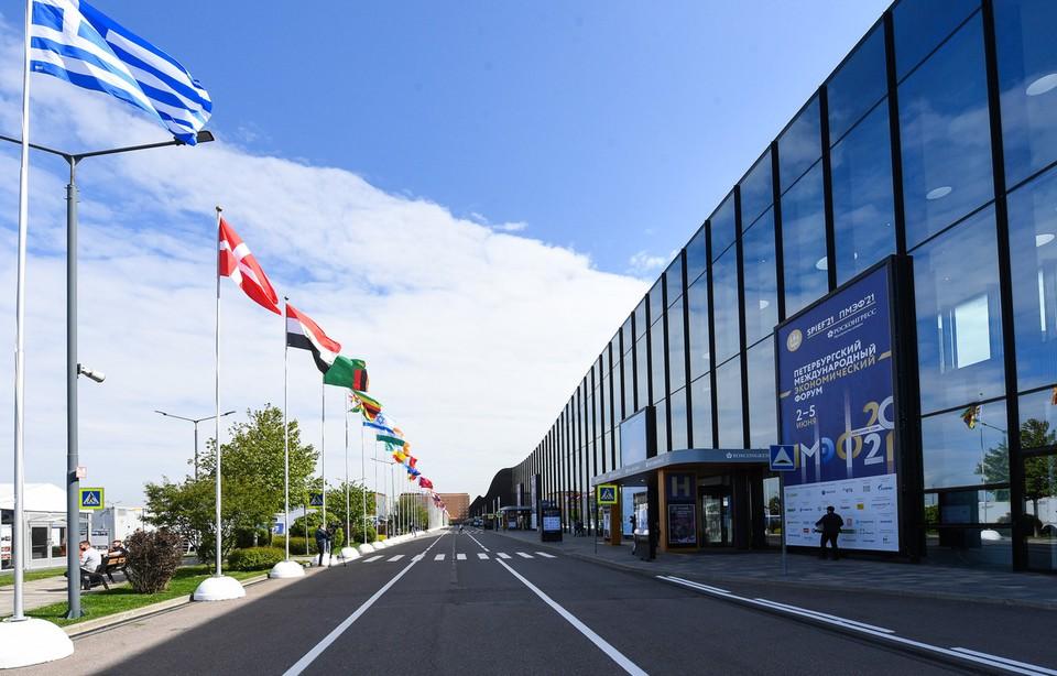 На форуме в Питере Тверская область планирует презентовать себя, как регион с большой инвестиционной привлекательностью. Фото: ПТО