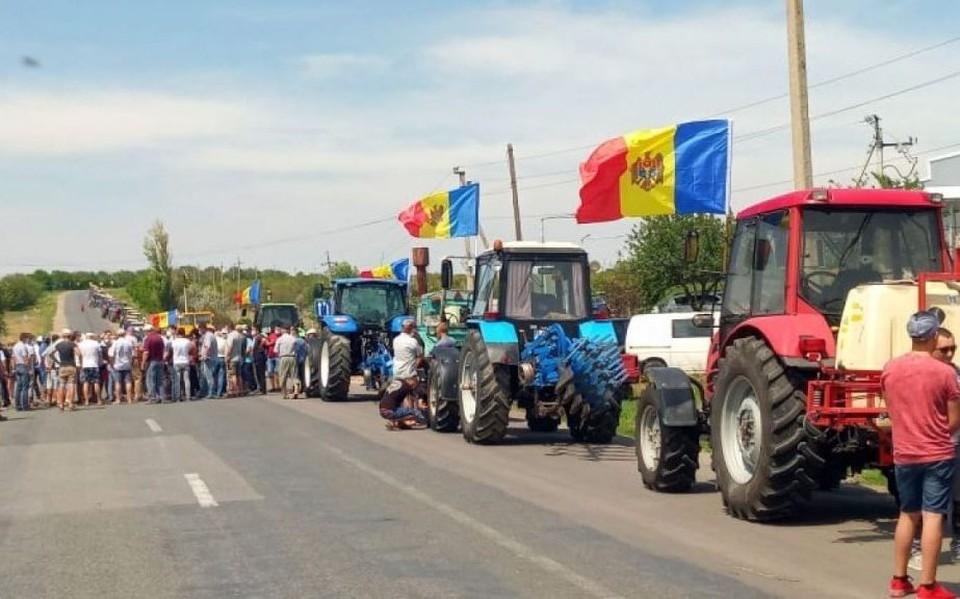 Фермеры обещают возобновить протесты. Фото: соцсети