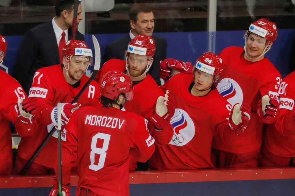 Россия сыграет против Канады в матче ЧМ-2021 по хоккею.