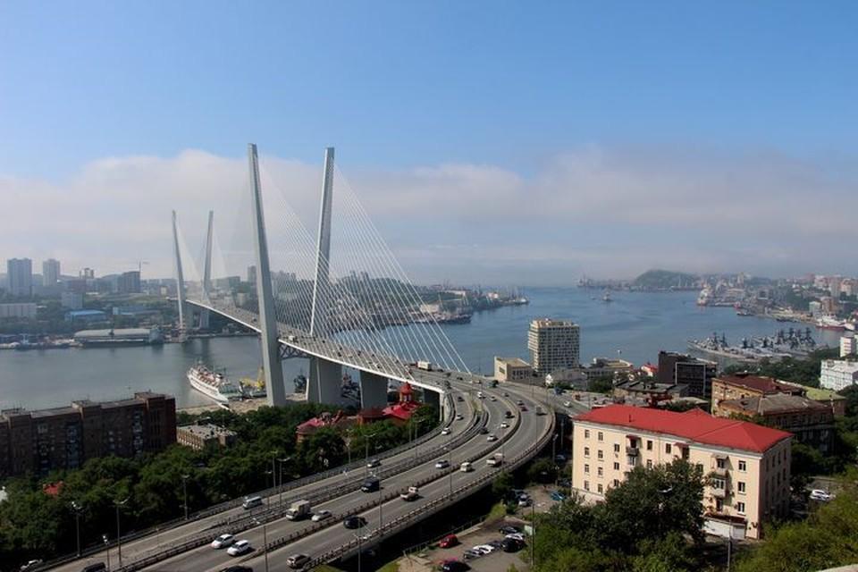 Владивосток благоустроят к ВЭФ.