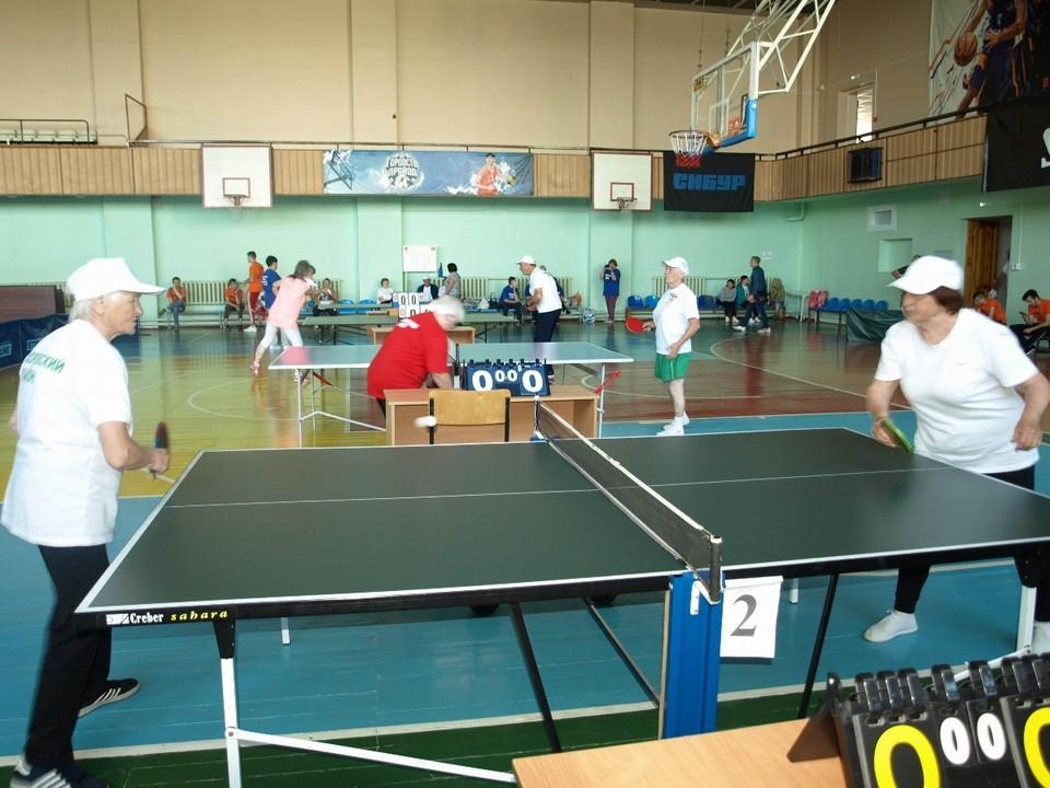 Победители областных соревнований примут участие в VII Спартакиаде пенсионеров России, которая пройдет в августе в Белгороде.