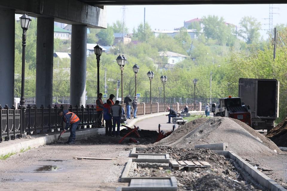 Скверы, бульвары, парки: красноярцы определились, что хотят благоустроить в 2022 году