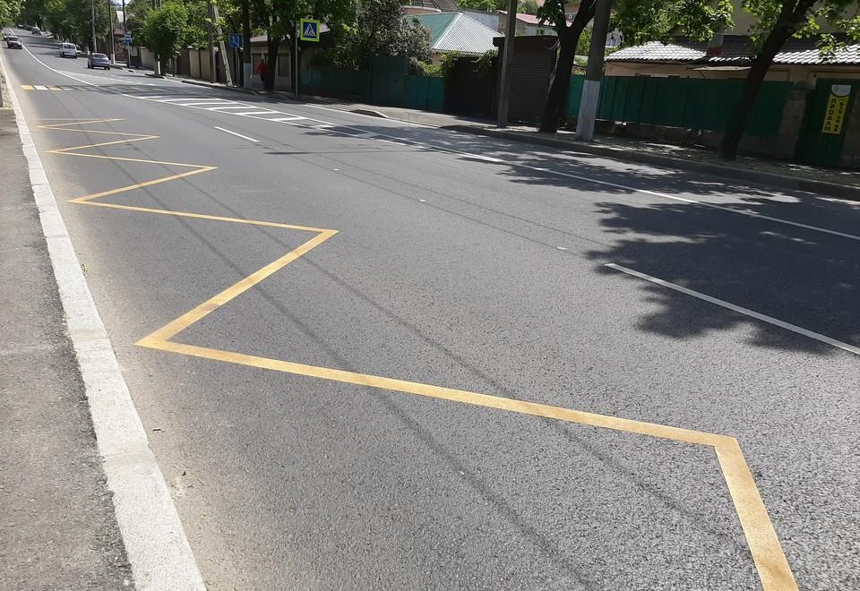 Еще пять улиц Симферополя отремонтируют в этом году.