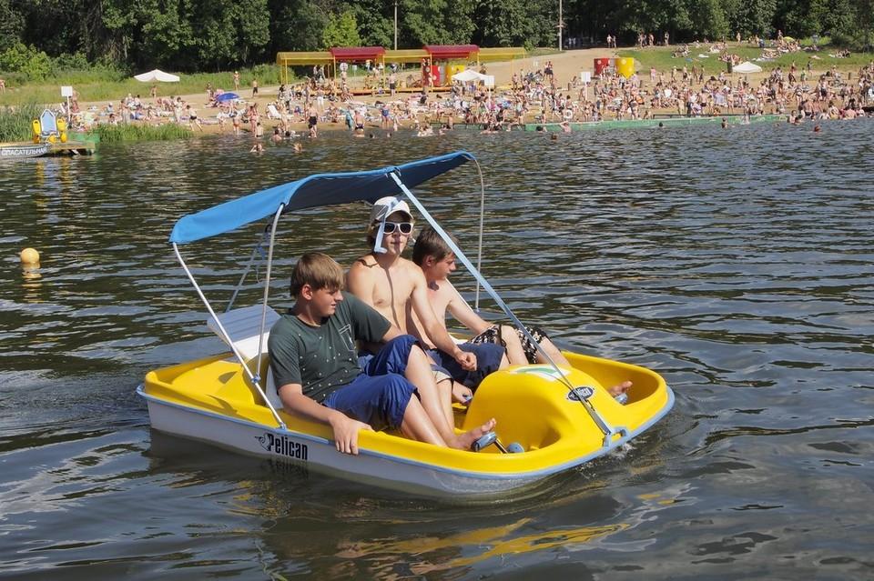 Где официально разрешено купаться: список пляжей Тульской области