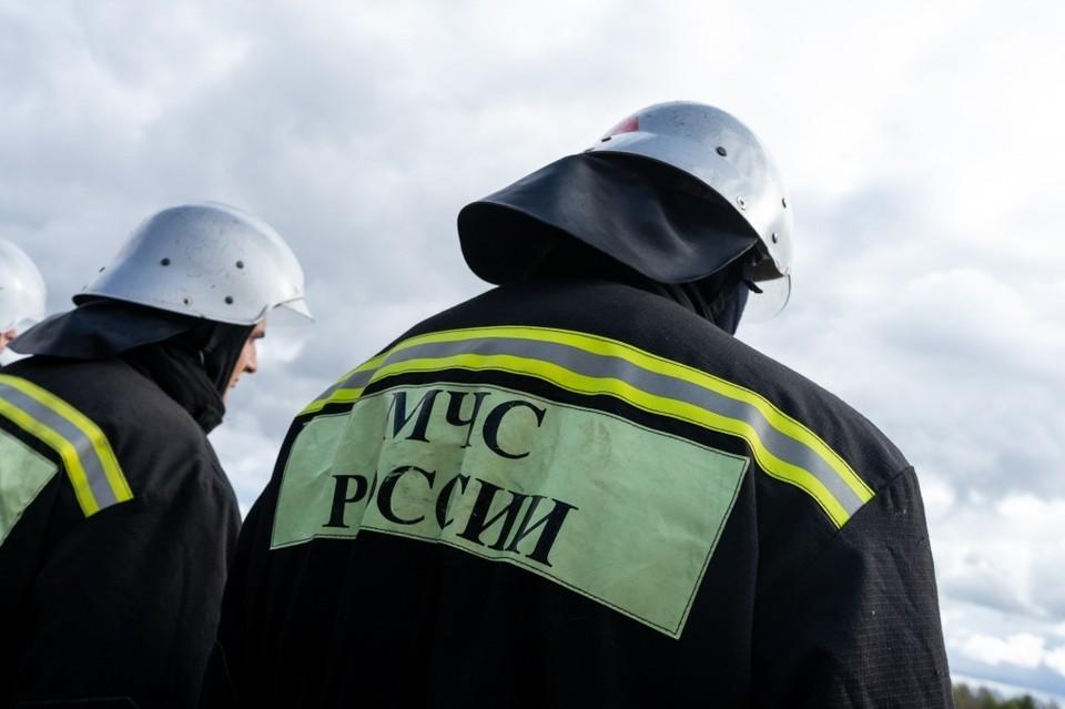 В Северном районе Орла эвакуировали 15 человек из-за пожара на кухне