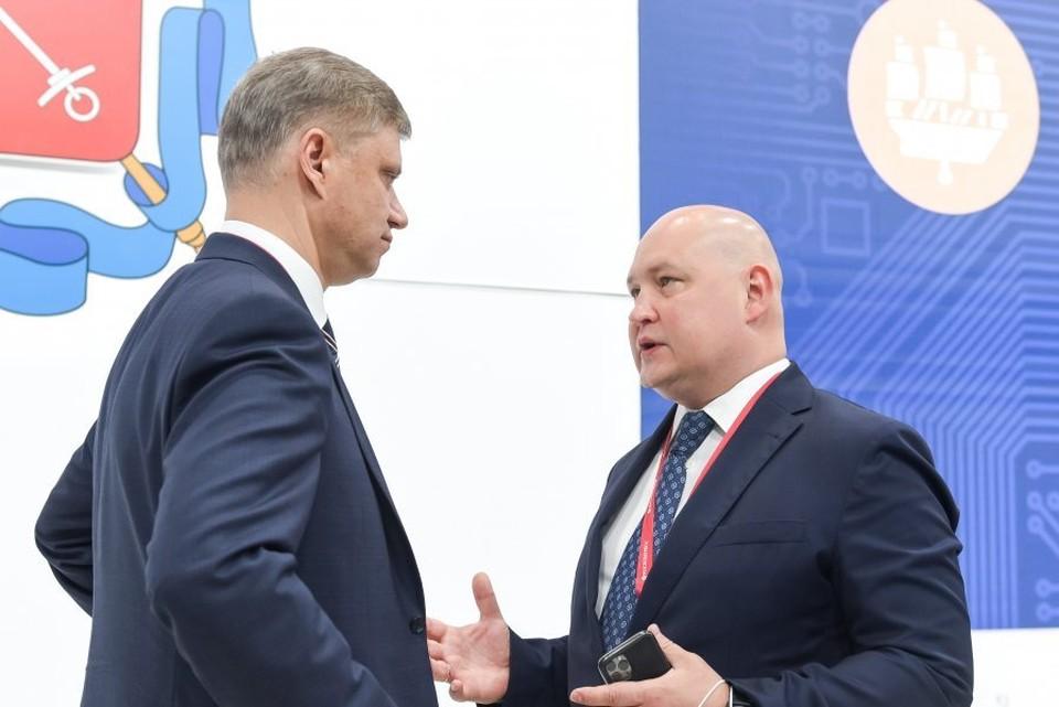 Стороны пообещали реализовать все договоренности. Фото: sev.gov.ru