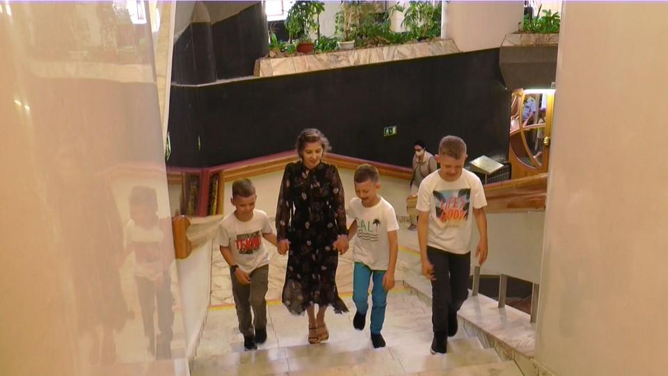 Многодетные семьи в День защиты детей побывали в филармонии