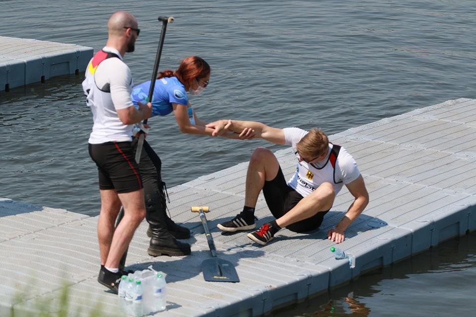 II этап Кубка мира по гребле в Барнауле