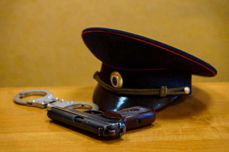 Стражи порядка выясняют, какие у задержанного могли быть мотивы