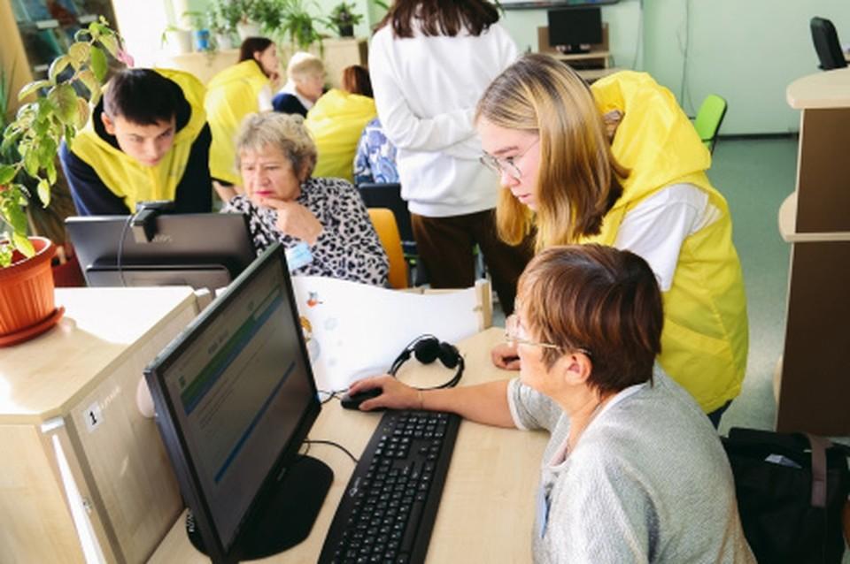 В столице Югры для пенсионеров проведут соревнования по интернет-серфингу Фото: Городской информационный центр