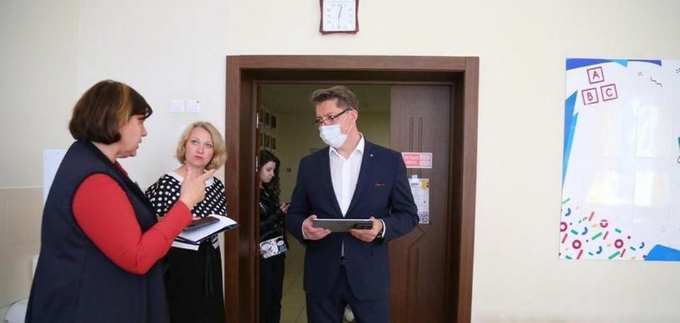 Мэр Ижевска проинспектировал школьные лагеря Фото: izh.ru