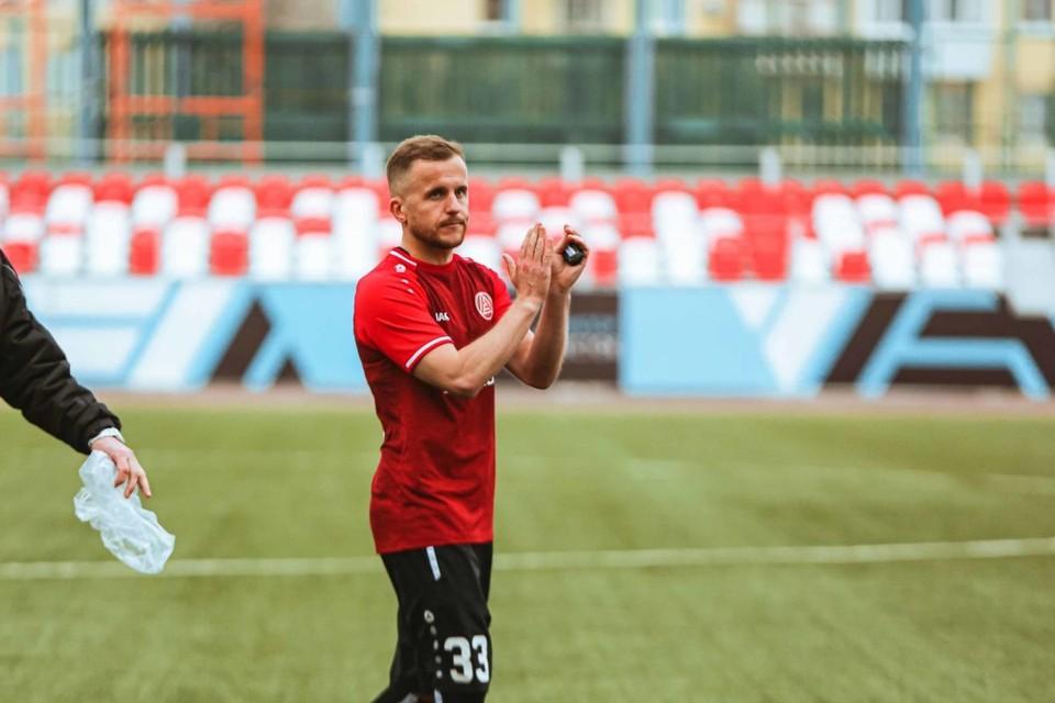 Ятченко выступал за «Акрон» с января этого года.