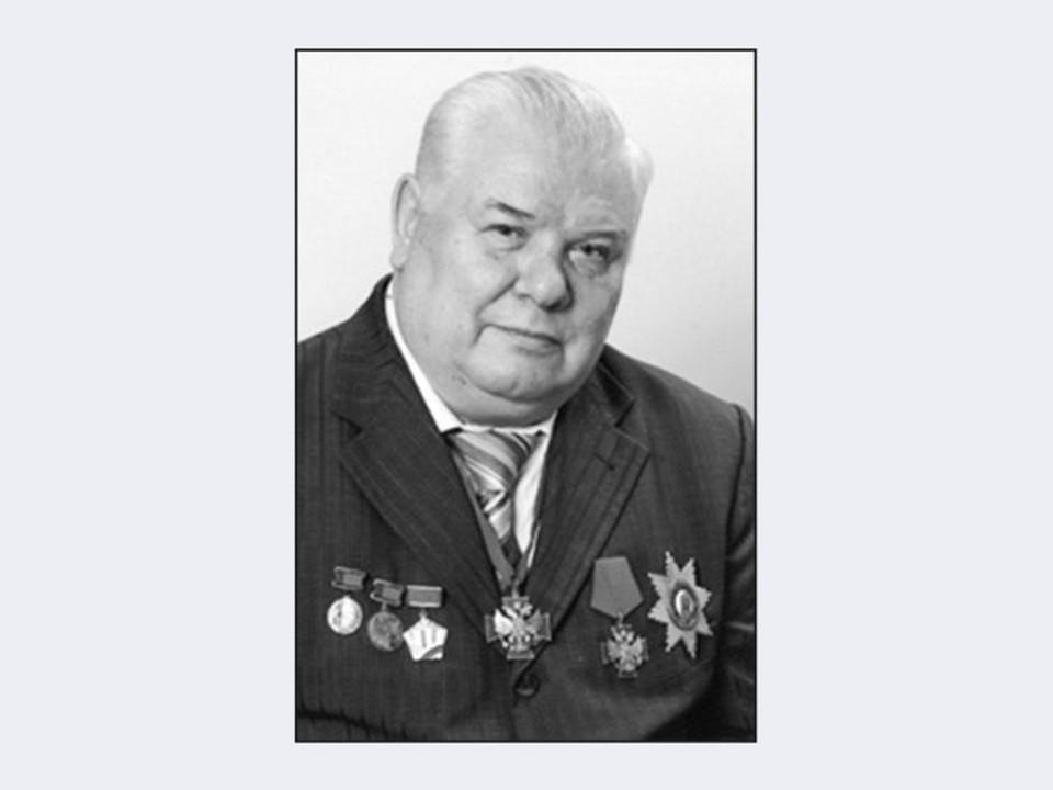 Скончался бывший ректор РГАТУ Геннадий Туников.