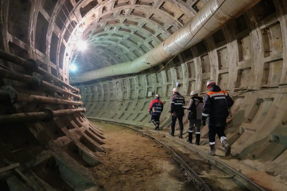Петербургу обещают минимум 8 новых станций за 8 лет.
