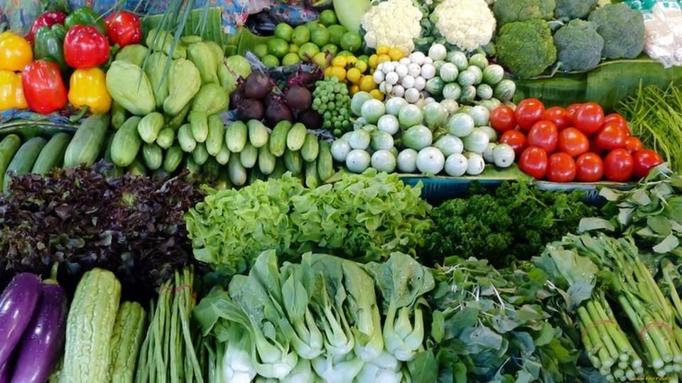 Завтра можно будет приобрести овощи и фрукты, мед, мясные полуфабрикаты, рыбу, колбасные изделия, сыры и молоко.