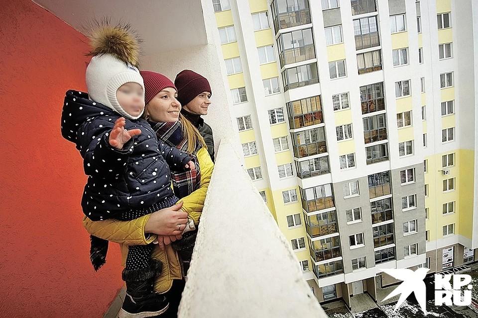 Тверская область попала на 53-е место среди всех регионов РФ по скорости, с которой жители могут скопить денег на покупку квартиры.