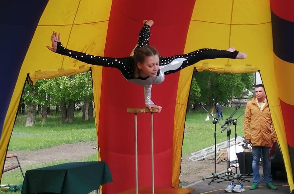 Фото: Кемеровский цирк.