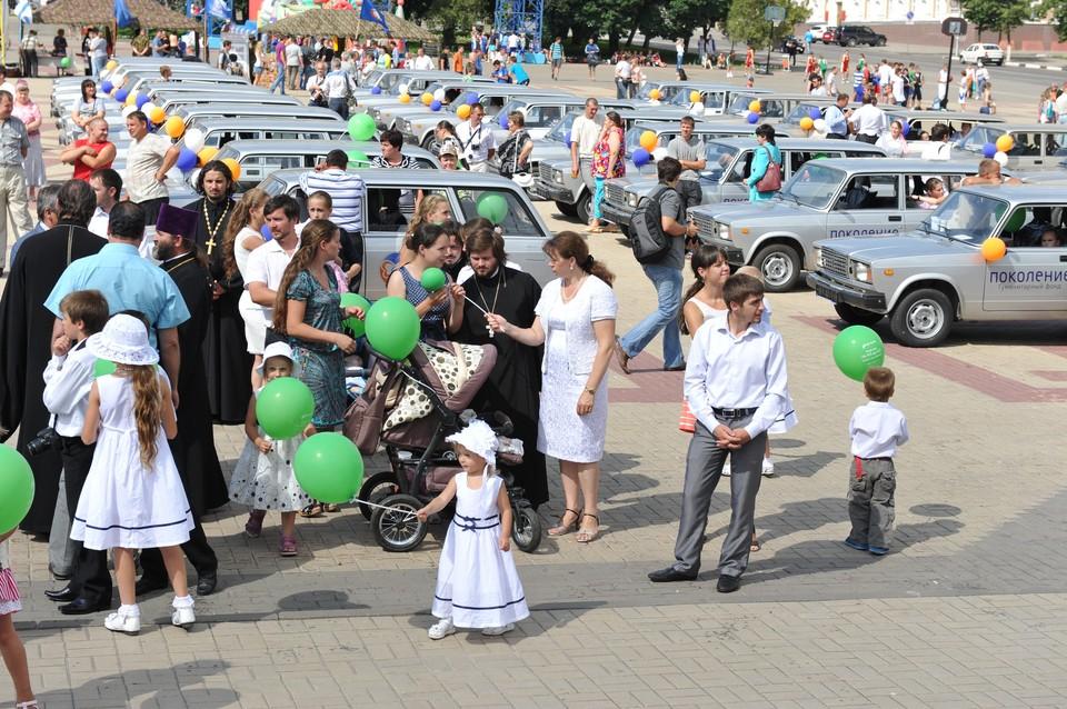 Белгород вошел в тройку лучших по региональному списку.