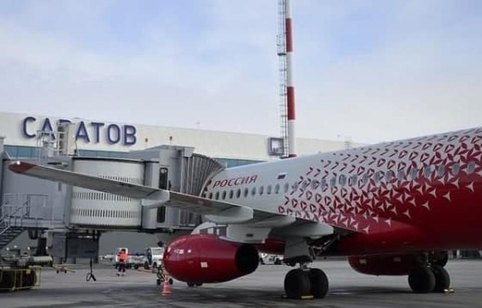 Своё место в саратовском аэропорту получат самолеты новосибирского НИИ