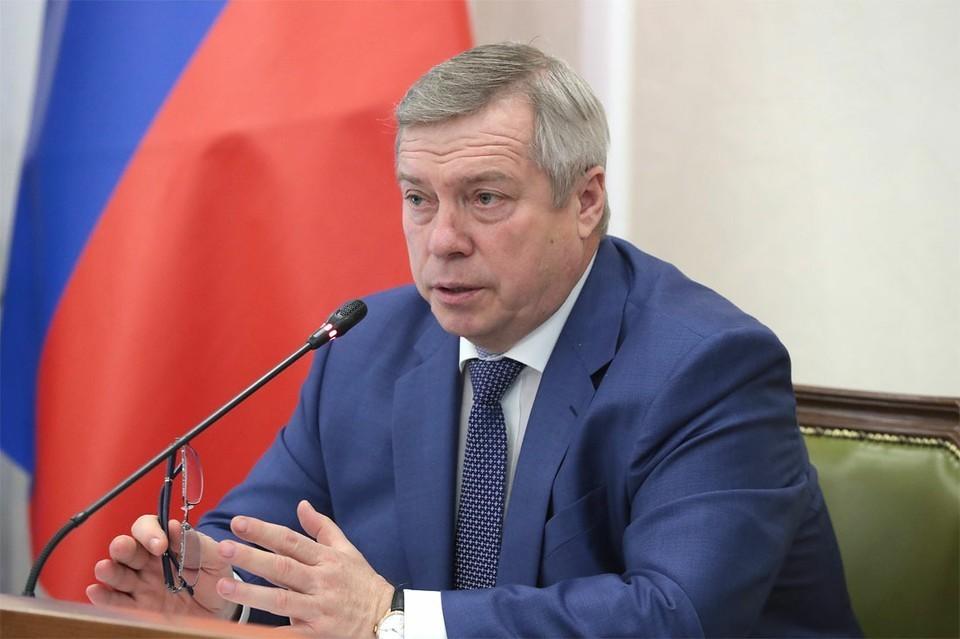 Глава региона заверил, что к началу сезона финансовые вопросы футбольного клуба будут решены. Фото: сайт правительства Ростовской области.