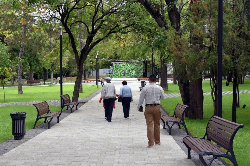 Строительство парка придаст импульс для развития и микрорайона.