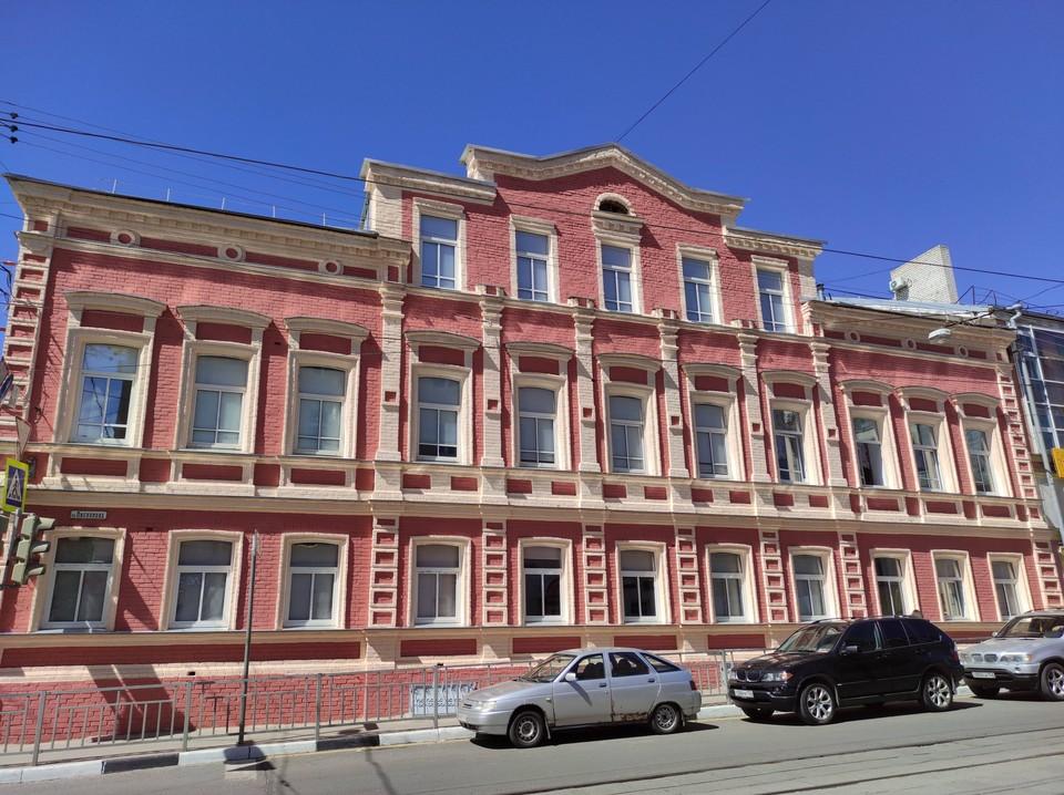 Работы проводятся в рамках подготовки к 800-летию Нижнего Новгорода и 100-летию учреждения.