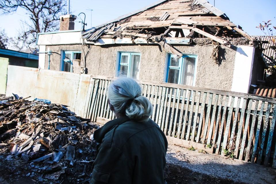 Обстрел пришелся по дачному поселку Жабуньки [архивное фото]