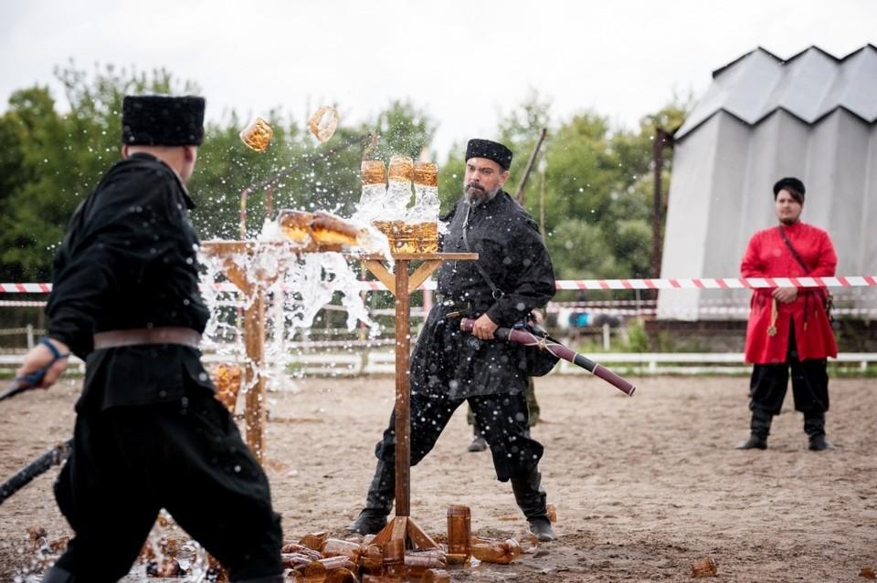 Чемпионат «Орловский казачий рубеж» пройдет в Болхове 19 июня