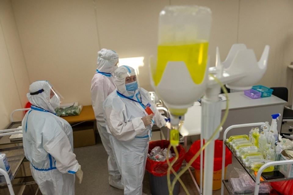 В Ростовской области от коронавируса скончались еще 11 человек