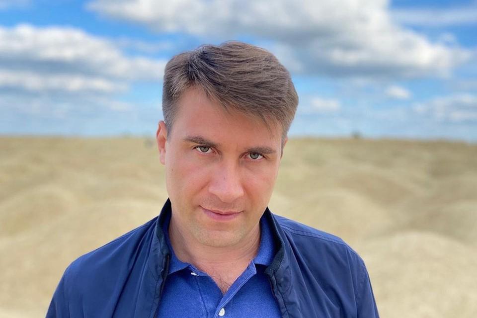 Артем Анчуков умер после заражения коронавирусом. (Фото: artem_anchukov / Instagram)
