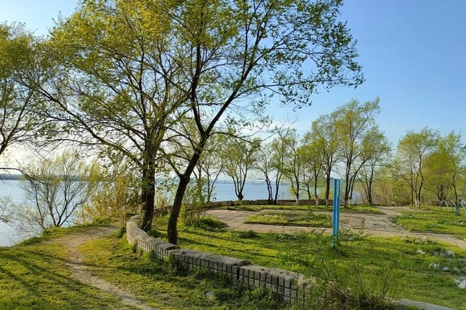 Погода в Хабаровске 7 июня: днем будет жарко, до +26 градусов