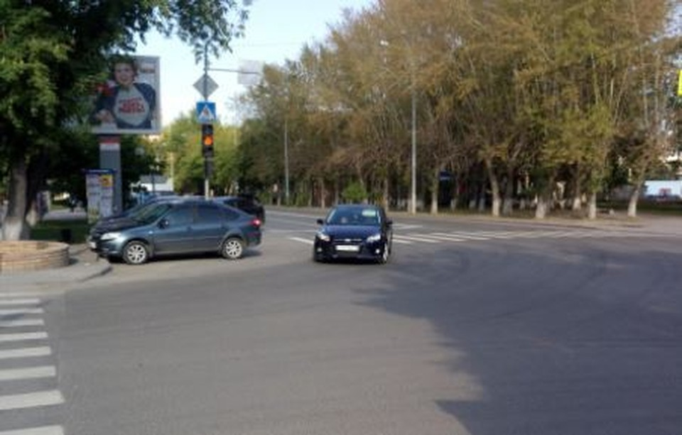 На улице Горького в Тюмени отключат светофоры.