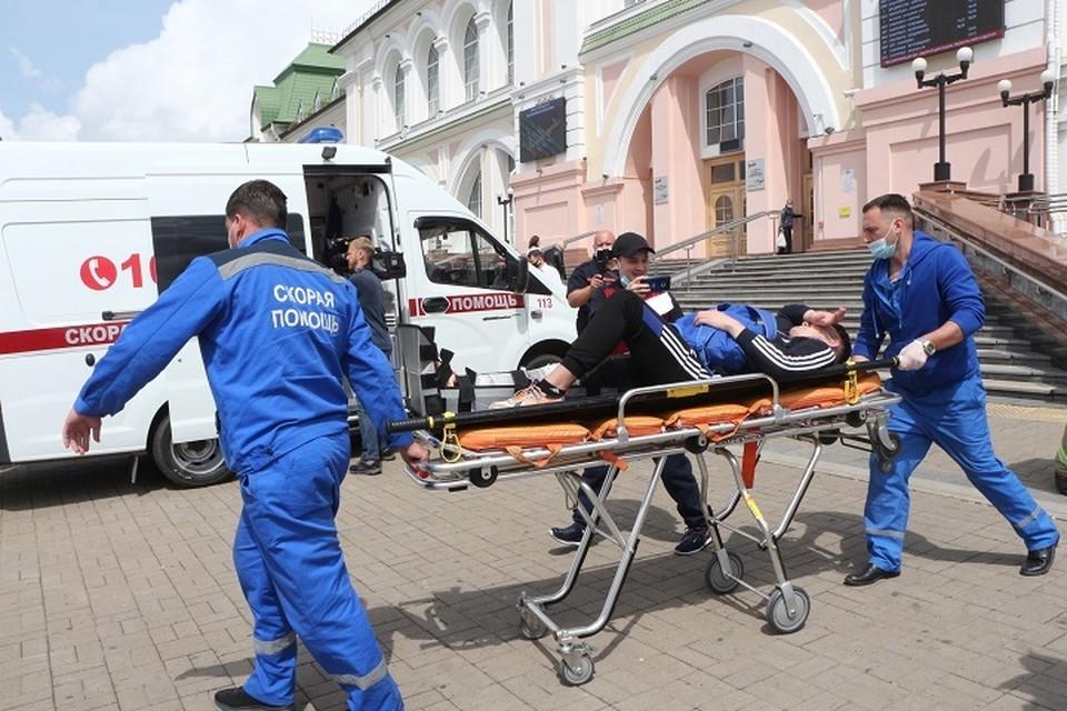 Две смерти и 20 тяжелых случаев из-за коронавируса зарегистрировали в Хабаровском крае