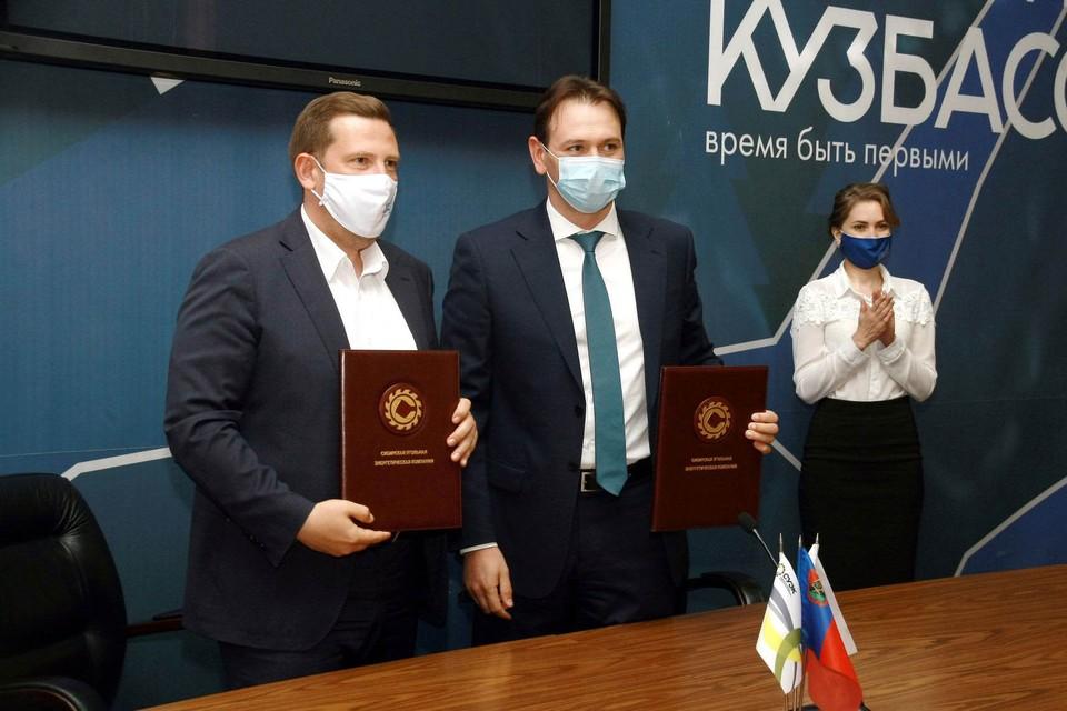Фото: АО «СУЭК-Кузбасс».