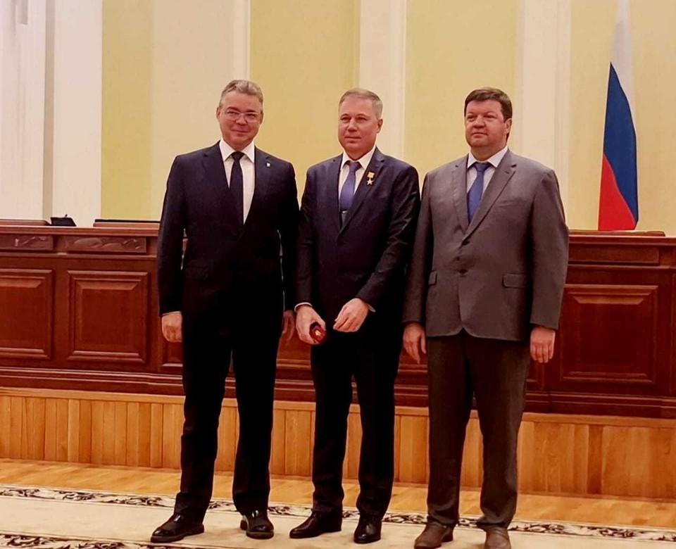 Фото: пресс-служба администрации г. Невинномысска.
