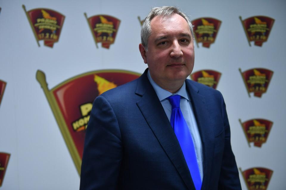 Рогозин: США запретили использовать «Морской старт» для конкуренции с Илоном Маском