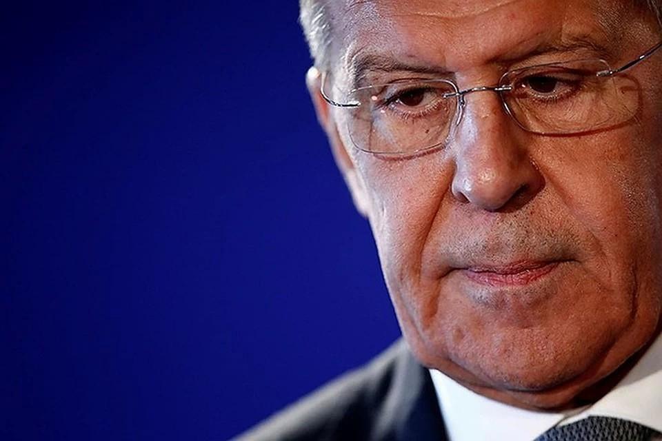 Лавров: попытки Украины провести ревизию минских соглашений неприемлемы