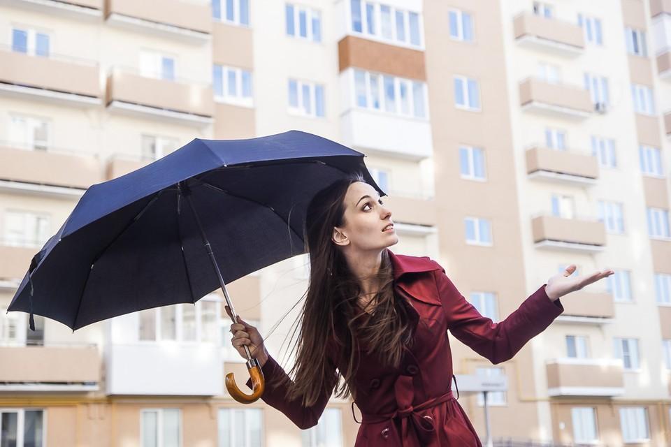 В Самаре могут пройти дожди