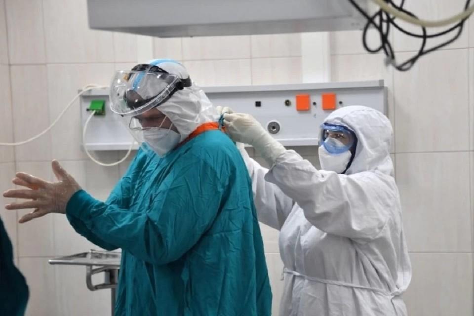 В Новосибирске за сутки от коронавируса скончались 5 пациентов.