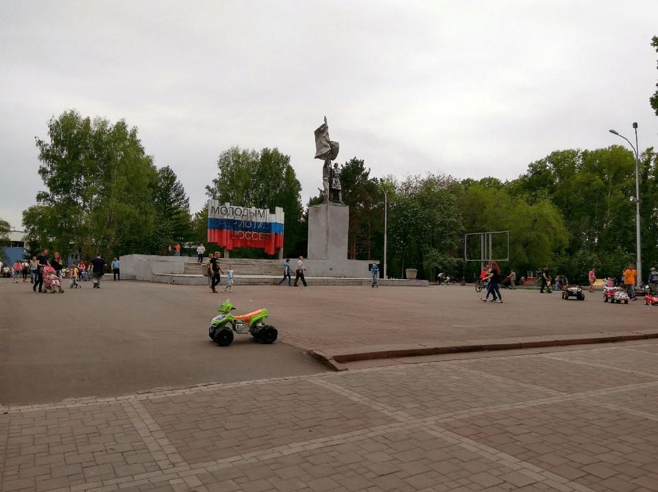 Мэрия Кемерова назвала «удовлетворительным» состояние Комсомольского парка. Фото: topparki.ru.