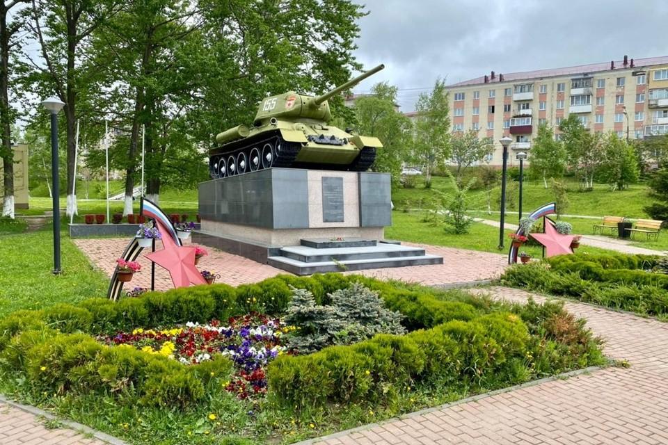На благоустройство сквера Славы потратят 14 миллионов рублей.