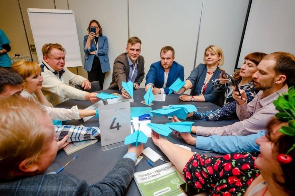 Конкурс реализуется в рамках федерального проекта «Социальные лифты для каждого». Фото: sev.gov.ru