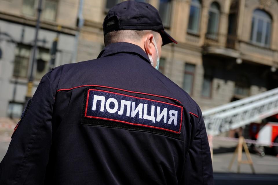 Полицейские проводят проверку по факту ложного вызова