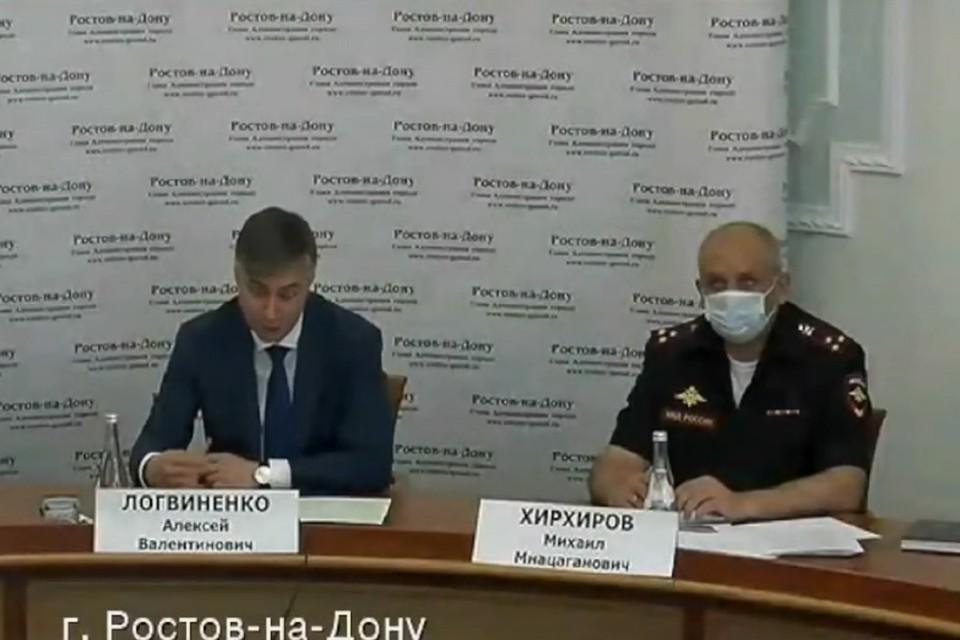 Алексей Логвиненко посчитал алкоголь причиной срыва вакцинации. Фото: правительство РО