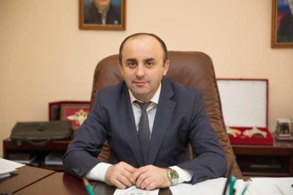 Ректор Сулейман Маммаев. Фото: пресс-служба учреждения