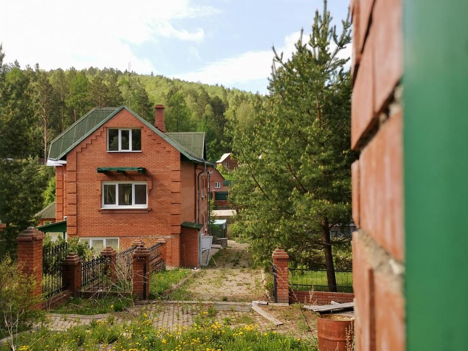 Дом Коваленко
