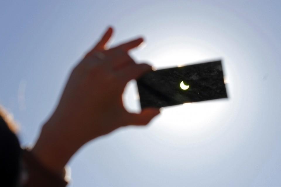 Впервые за 50 лет произойдет кольцеобразное затмение Солнца