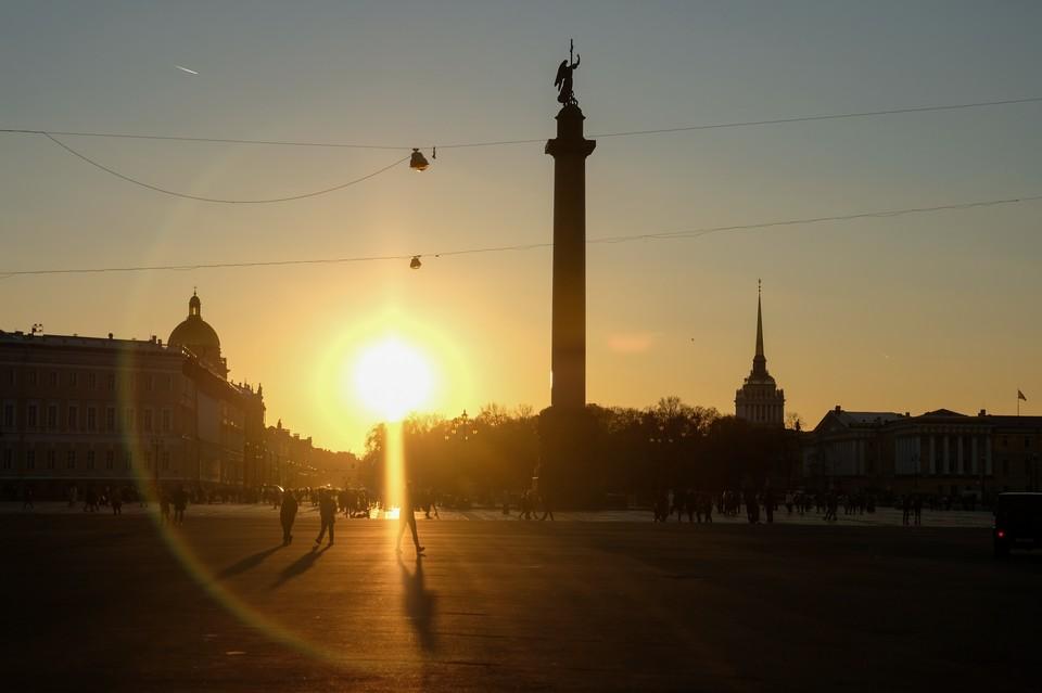 Петербуржцы смогут частично увидеть кольцеобразное затмение Солнца.
